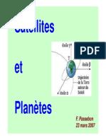 Diapo Satellites