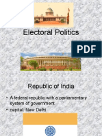 Electoral politics - Class IX.ppt