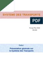 Partie1 Transports Terrestre&VoiesNavigables