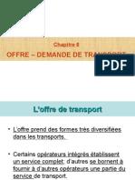 Ofrre - Demande de Transport