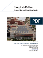 VA Hospital_Dallas_CHP Feasibility Study Report