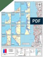 6. Región de Valparaíso, Mapa de Riesgo, Variable de Riesgo Tsunami-Volcánica