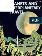 How and Why Wonder Book of Planets and Interplanetary Travel