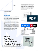 1ZX1se Fire Alarm Control Panel Data Sheet.pdf