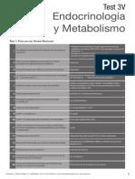 Test CTO 3V - Endocrinología