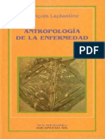 LAPLANTINE, F. Antropología de La Enfermedad