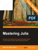 Mastering Julia - Sample Chapter