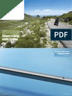 Schwarze Berge, weißen Straßen - Tourenfahrer 11/2010 (Montenegro)