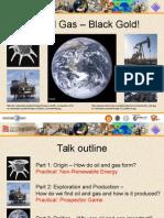 oil summary