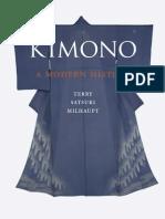 Kimono. a Modern History
