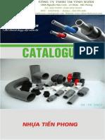 Catalogue Nhua Tien Phong