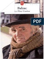 Mos Goriot - Honore de Balzac
