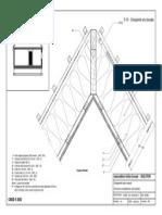 Détail angle ossature