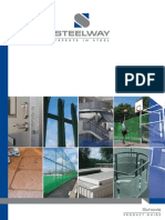 Steelway Fensecure Ltd Schools Product Guide