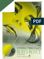 Chiril Tricolici - Rolls-Royce.docx