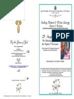 2015 - 29 Aug - Beheading of St John the Baptist