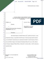 Stark et al v. Seattle Seahawks et al - Document No. 35