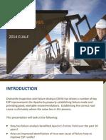 ESP Failure Analysis of Forties Experience Apache