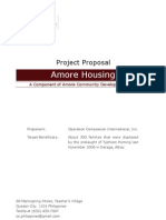AMORE HOUSING PROJECT
