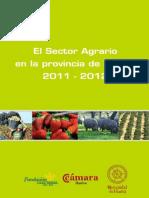 1 El Sector Agrario en La Provincia de Huelva 2011-2012