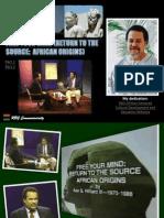 Freeyourmindreturntothesource Africanoriginsdr Asag Hilliardiii 120624045454 Phpapp01