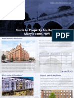 Guide to Property For Rent In  Marylebone, NW1