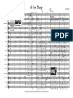 An Irish Blessing Bb Mini Score