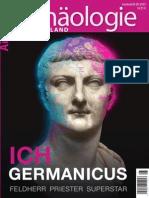 Zur Inszenierung eines Nachkommen im Medium der Münzen zwischen 4 und 19 n. Chr. / Bernhard Weisser