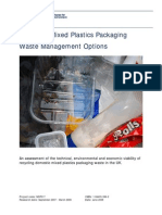 23. Plastic Packaging Waste Management Options - Wrap - Jun 08