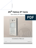 2N Helios IP Vario Installation Manual en 2.3