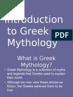 Greek Myths and Gods