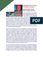 Rodrigo Mora, Félix - Desmontar El SIDA (Ll.botinas) (2P)