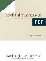 Carte Acvila Si Business