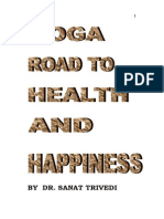 yoga road to health and happiness