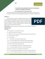 2.Eng-optimization of Machining Parameters Using-bidya Prakash Majhi