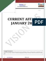 Vision IAS Jan 2015