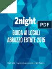 2night estate 2015 - Abruzzo