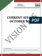 Vision Ias October 2014