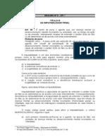 8° Resumo - Direito Penal - Para Prova