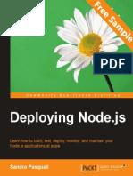 Deploying Node.js - Sample Chapter