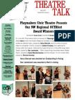 THEATRE TALK - July 2015 Volume 51 — Issue 4