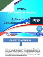 Presentacion ÉTICA Del Servidor Publico Junio 23_2015