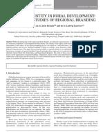 Branding Region 2