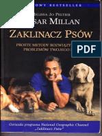 Melissa Jo Peltier, Cesar Millan - Zaklinacz Psów