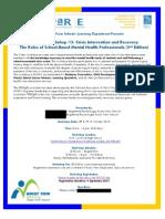 prepare intervention registration