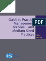 SMP Practice Management Guide 3e Gooood