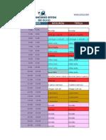Planilha de Estudo - Kamilly DPU Com Pós