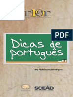 4 Dicas Portugues