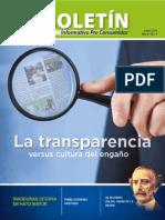 Boletín Enero 2015