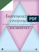 Joe Dispenza Antreneaza-Ti Creierul